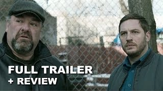 The Drop Official Trailer + Trailer Review - Tom Hardy 2014 : HD PLUS