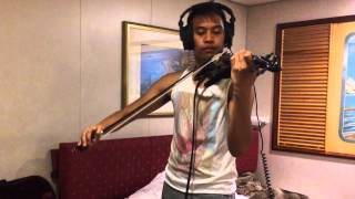 All of Me - John Legend Violin Cover