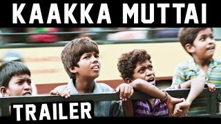 Kaakka Muttai Official Theatrical Trailer | Review | Dhanush | Vetri Maaran