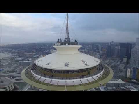 Drone crashes into Seattle's Space Needle - UC8Wct_bD60IBsuA1dkstI5g