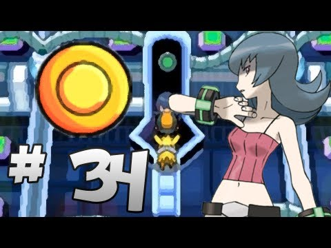 Let's Play Pokemon: HeartGold - Part 34 - Saffron Gym Leader Sabrina