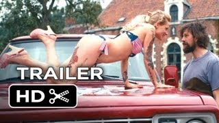 The Broken Circle Breakdown Official Trailer (2013) - Belgian Drama HD