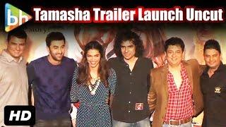 Tamasha Trailer Launch | Ranbir Kapoor | Deepika Padukone | Imtiaz Ali | Event Uncut