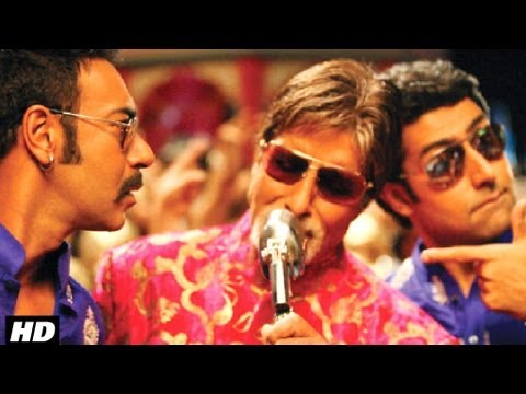 &quot;Bol Bachchan&quot; Full Title Song | Amitabh Bachchan, Abhishek Bachchan, Ajay Devgan