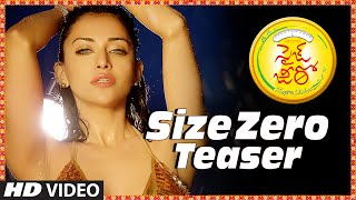Size Zero Video Teaser