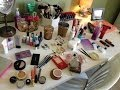 Decluttering my Makeup Collection (Vlog #2)