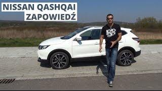 Nissan Qashqai - zapowiedź testu