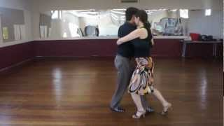 Club de Tango Workshop Demonstration 3