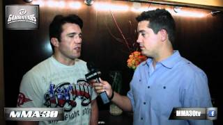 UFC 148: Chael Shocked in Brazil & Questions Vitor, Wand, and Silva'