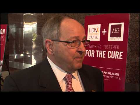 Hep C / HCV Coalition for The Cure - Press Conference Q & A Session - Part 1