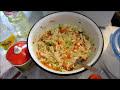 Фрагмент с середины видео Овощи. Салат из пекинской капусты с другими овощами