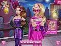 Фрагмент с конца видео - Super Barbie Fashion Rivals - Barbie Dress Design Game for Girls