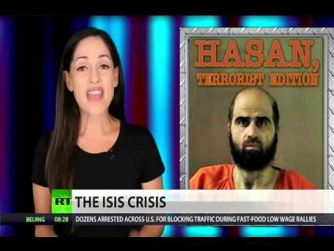 (ISIS) is in the US: Just ask the Fort Hood shooter   9/5/14