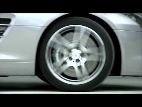 M Benz Trailer SLS FASCINATION