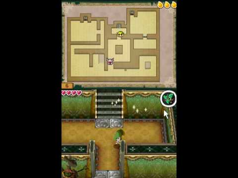 Zelda Spirit Tracks-29ª parte: la litologia de las nieves