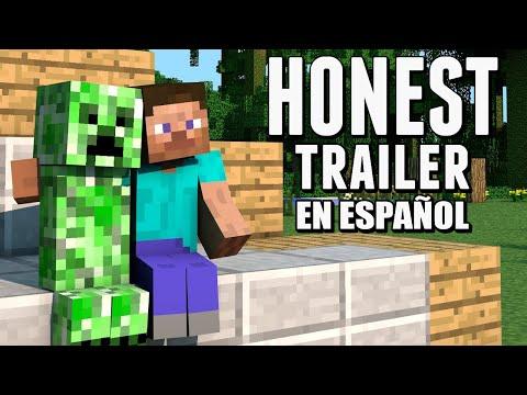 MINECRAFT (Honest Game Trailer en Español)