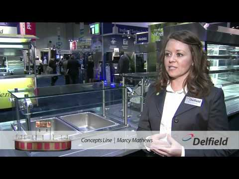 Delfield Concepts Line Overview