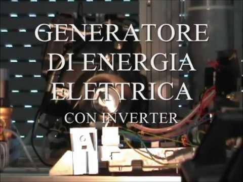 Energia alternativa vettore 96% H2O Ecologica.