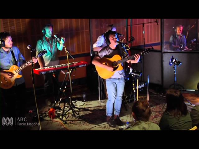 (2) Boy & Bear live - 'Part Time Believer' [HD] - Music Deli, ABC Radio National