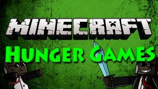Minecraft: Hunger Games Survival w/ Rusher - Match 72 - WOOD SWORD CHALLENGE