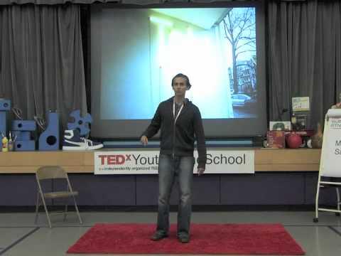 TEDxYouth@TheSchool - Mauricio Salgado