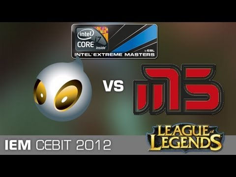 IEM Hanover League of Legends - Grand Finals - Dignitas vs. Moscow 5