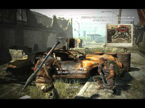 Terminator 4 Salvation (Video Game ) Prezentacja Gry poster