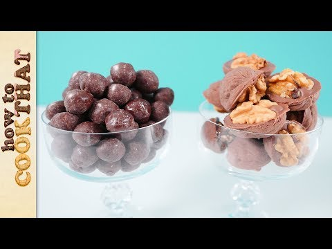 Going NUTS! How To Cook That Ann Reardon