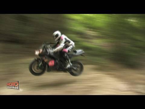 RECO MOTO TOUR 2008 : A BLOC ! ( moto journal )