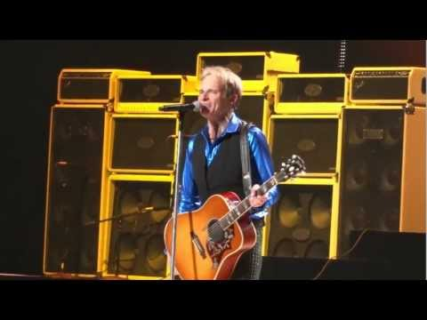 Van Halen Ice Cream Man Live Montreal 2012 HD 1080P