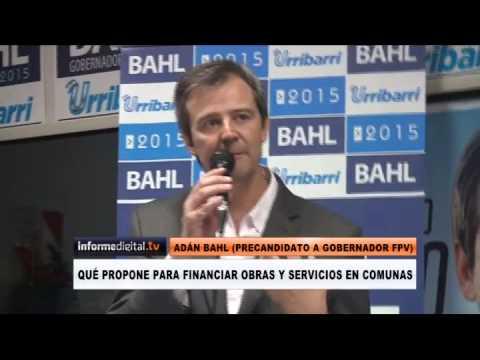 Elecciones 2015. Qu� propone Bahl sobre las obras y servicios en Comunas