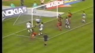 21J :: Sporting - 2 x Penafiel - 1 de 1989/1990