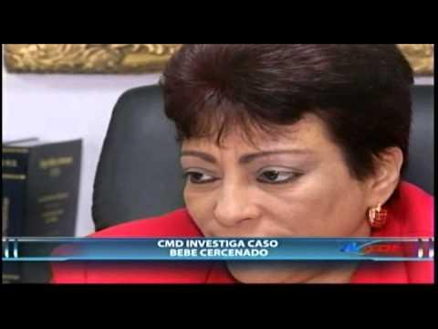 La presidenta del Colegio Médico Dominicano (CMD), Amarilis Herrera
