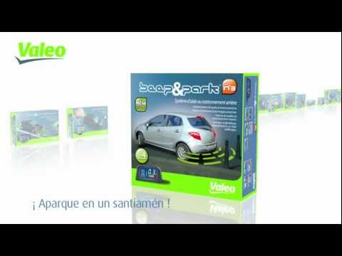 Video Sensores Valeo