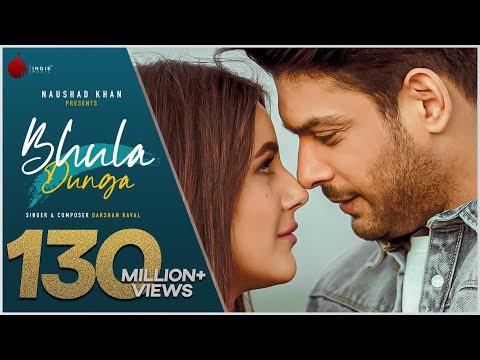 Bhula Dunga – Darshan Raval |  | Sidharth Shukla | Shehnaaz Gill | Indie Music Label
