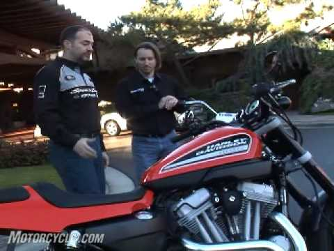 2009 Harley-Davidson Sportster XR1200 Motorcycle Review