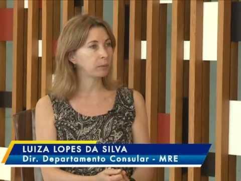 Brasileiros no Mundo - Consulados itinerantes