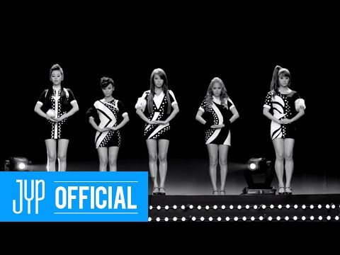 Wonder Girls (원더걸스) - Be My Baby