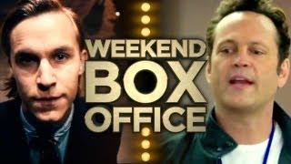 Weekend Box Office - June 7-9 2013 - Studio Earnings Report HD