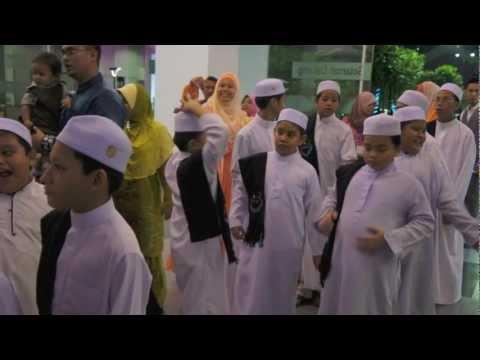 Adik2 ASIQS Di Wedding Irma Hasmie