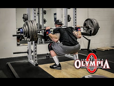 Why I'm Not Going to the Olympia and Gym Clips