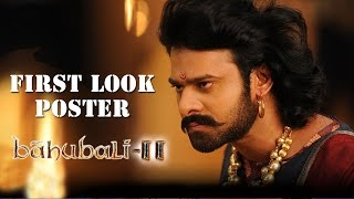 Bahubali 2 - First Look Poster Release Date Revealed? Kollywood News 25-08-2016 online Bahubali 2 - First Look Poster Release Date Revealed? Red Pix TV Kollywood News
