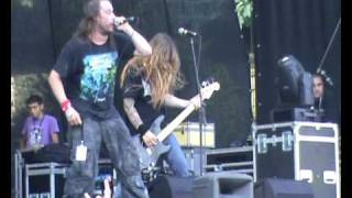 Entombed - I for an Eye / Revel in Flesh (Live in Istanbul)