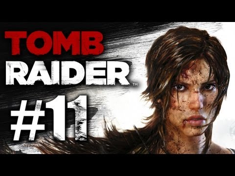 Tomb Raider (2013) - Gameplay Walkthrough Part 11 - Flying (XBOX 360/PS3/PC)
