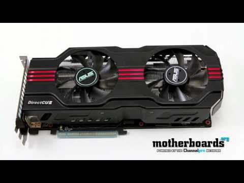 Pr0n: ASUS GTX 570 Direct CU II 1.25GB Video Card (NVIDIA)
