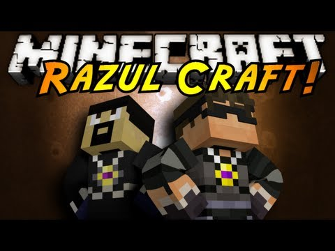 Minecraft: RazulCraft Part 1!