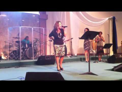 Hosanna Marcos Barrientos HD, cover by Taina on Sunday Worship