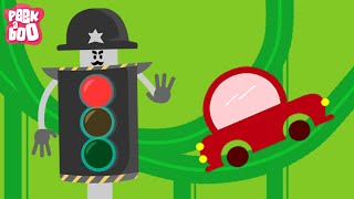 Lights Of The Signal | English Songs And Rhymes For Kids