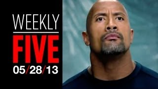 The Weekly Five - May 28, 2013 HD