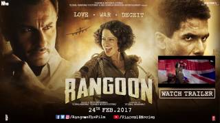 Rangoon - Making Of Trailer